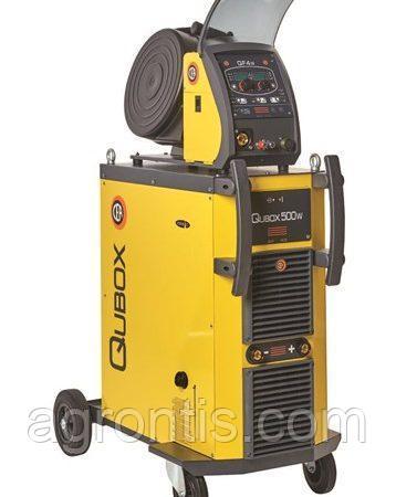 Сварочный полуавтомат CEA QUBOX 405W с блоком жидкостного охлаждения