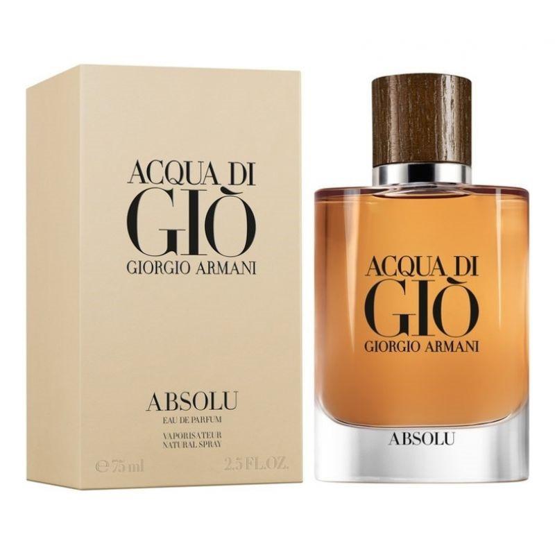 Armani Giorgio Armani Giorgio Acqua di Gio Absolu Eau de Parfum