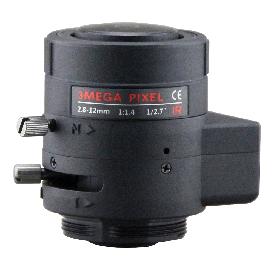 Объектив Milesight TT02812D.IR-SD