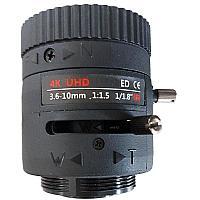 Объектив Milesight HV03610D.IR-S