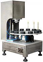 Завод АВРОРА Укупорочный автомат для парфюмных колпачков МЗ-400Е2Ц