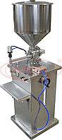 Завод АВРОРА Полуавтоматический насос-дозатор с поршневым клапаном МД-500Д1