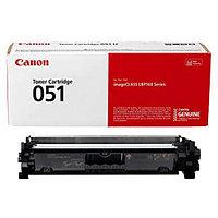 Лазерный картридж Canon 051 2168C002