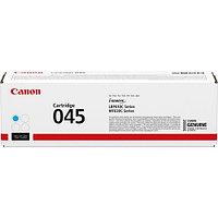 Лазерный картридж Canon 045 Голубой 1241C002