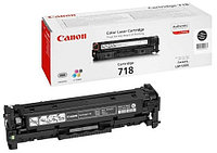 Лазерный картридж Canon 718Bk 2662B002