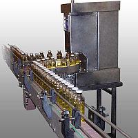 Завод АВРОРА Автомат закаточный с транспортером и выходным столом МЗ-400Е2М