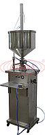 Завод АВРОРА Полуавтомат розлива с пневматическим датчиком уровня продукта МД-500Д1