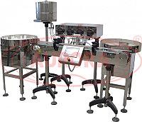 Завод АВРОРА Установка дозирующая с двумя накопительными столами МДП-200Л