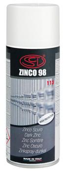 Спрей антикоррозионный Siliconi Zinco 98