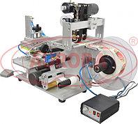 Завод АВРОРА Полуавтоматический этикетировщик для плоских поверхностей с датировщиком АЭ-4М