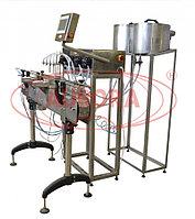 Завод АВРОРА Установка дозирующая с одновременной подачей двух типов жидкостей МДП-200Л