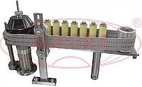 Завод АВРОРА Обкатчик для бумажной этикетки на холодном клее АЭ-400