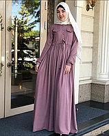 Платье штапель бельмондо