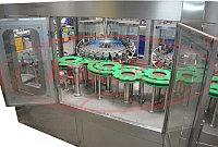 """Завод АВРОРА Триблок-мультиблок для розлива сока в стеклянную тару """"Мастер"""""""