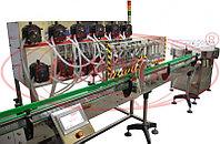 Завод АВРОРА Установка дозирующая с 12 дозирующими головками, поворотным столом и делительным диском МДП-200Л