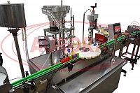 Завод АВРОРА Моноблок розлива и укупорки для мыльных пузырей МЗ-400ЕД