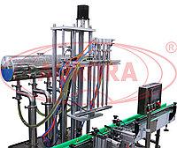 Завод АВРОРА Линейный четырехсопельный дозатор МД-500ДЛ