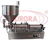 Завод АВРОРА Оборудование для розлива, укупорки и этикетировки лакокрасочной продукции в банки