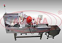 Завод АВРОРА Этикетировочный комплекс АЭ-5 с вертикальным расположением аппликатора для нанесения этикеток на тубы (картуши)