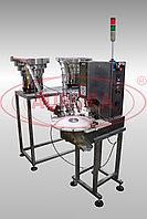 Завод АВРОРА Линейный укупор МЗ-400Е2М для сборки двухкомпонентных колпачков с автоматической ориентацией