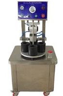 Завод АВРОРА Полуавтоматический вакуумный укупор на твист-офф МЗ-400ВМБ