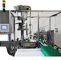 Завод АВРОРА Моноблок розлива и укупорки кислот, агрессивных и легковоспламеняющихся продуктов вязкой консистенции «МАСТЕР» МЗ-400ЕД