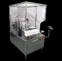 Завод АВРОРА Машина наполнения и укупорки шприцев МЗ-400ЕД с роботизированной системой дозирования