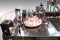 Завод АВРОРА Многофункциональный комплекс «Сleanness» для розлива, укупорки и этикетировки антисептических спреев пятого поколения