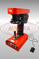 Завод АВРОРА Полуавтомат закаточный М3-400ЕЗ для ЛВК-крышек Easy Open