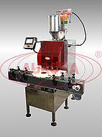Завод АВРОРА Двухсопельный дозатор МД-500Д2П с транспортером, рубашкой подогрева и устройством перемешивания