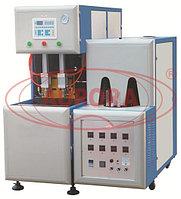 Завод АВРОРА Полуавтоматическая машина выдува ПЭТ-бутылок (300-800 шт/час)