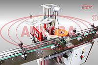 Завод АВРОРА Модульная линия этикетировки и датировки АЭ-5 для цилиндрической тары объемом 50-100 мл