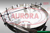 Завод АВРОРА Линия розлива, укупорки и этикетировки «Мастер» для неспиртовых хлорактивных дезинфицирующих средств