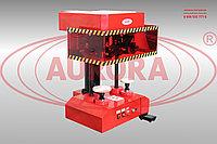 Завод АВРОРА Полуавтомат закаточный М3-400ЕЗ для ЛВК-крышек Easy Open с двумя механизмами подъема тары