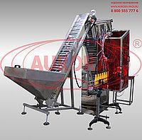 Завод АВРОРА Линейный укупор с ориентатором для курковых распылителей (триггеров) МЗ-400Е2Л