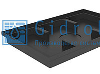 Поддон придверный пластиковый Gidrolica Step Pro Гидролика