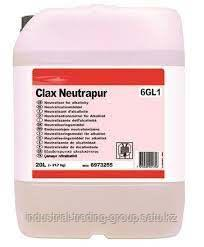 CLAX NEUTPAPUR 20 л. Жидкий нейтрализатор моющего средства.
