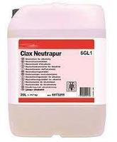Жидкий нейтрализатор моющего средства. CLAX NEUTPAPUR 20 л.