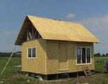 Каркасно модульный 20м2 дом из ЛСТК 5x4м, фото 4