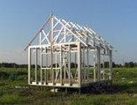 Каркасно модульный 20м2 дом из ЛСТК 5x4м, фото 3