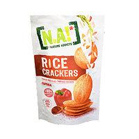 Крекеры рисовые [NA!]_Nature Addicts!, паприка, 70 г