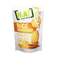 Крекеры рисовые [NA!]_Nature Addicts!, сыр, 70 г