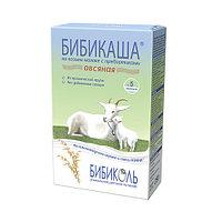 Каша овсяная БИБИКАША, на козьем молоке, 200 г