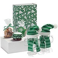 Набор для глинтвейна «Предвкушение волшебства», зеленый