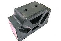 Подушка 500-1001035 боковой опоры двигателя (узкая) МАЗ-500, МТЗ-3022