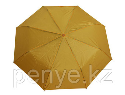 """Зонт складной ручной 20.5""""X8K черный"""