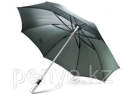 """Зонт - трость (23""""*14) темно-зеленый"""
