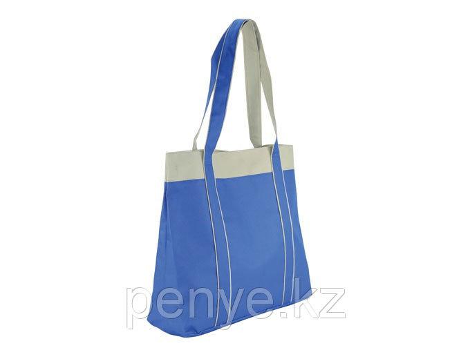 Сумка для покупок синяя