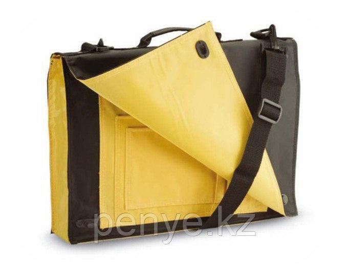Конференц/школьная сумка черный нейлон