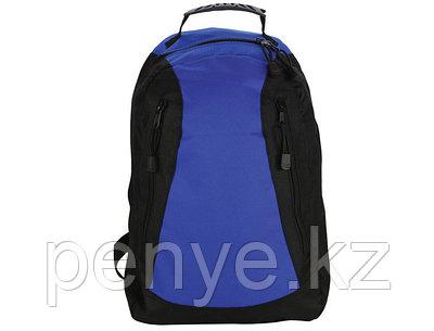 Рюкзак синий полиэстер
